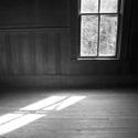 An Empty Room - Black & White