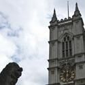 Westminster Abby & Lion